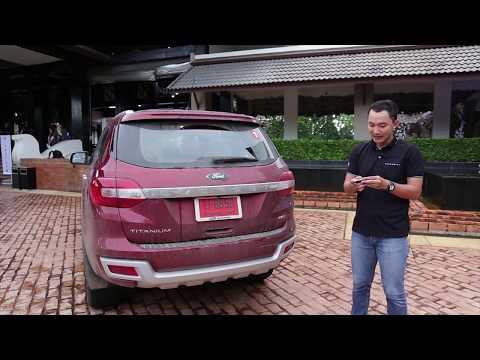 Đánh giá xe Ford Everest 2015