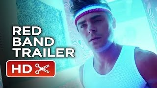 Neighbors Official International Red Band Trailer - Bad Neighbors (2014) - Zac Efron Movie HD
