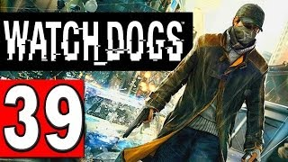 Watch Dogs Walkthrough Part 39 MISSION SOMETIMES YOU STILL