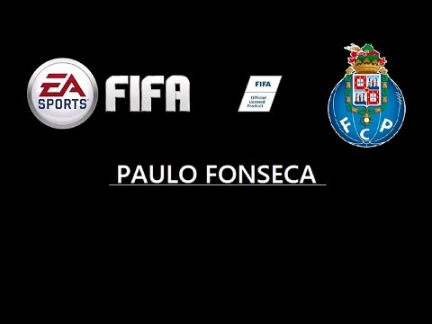 FIFA Custom Tactics:FC Porto Paulo Fonseca Tactics and Formation 4-3-3 HD