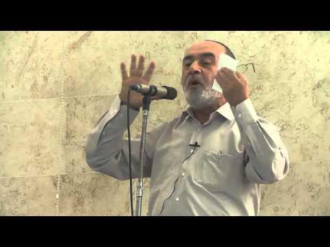حظر الحركة الإسلاميّة. لماذا؟! للشيخ احمد بدران