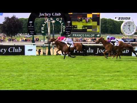 Vidéo de la course PMU GRAND PRIX DE CHANTILLY