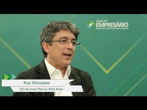 Ruy Shiozawa - A importância do capital humano