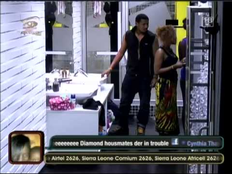 Something fishy? - Big Brother Africa The Chase