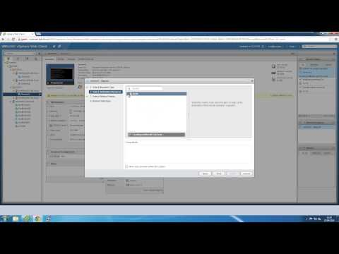 Creating Virtual Hosts on VMware ESXi 5.1 Part 2