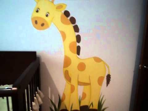 Imágenes de jirafas en papel fomi - Imagui
