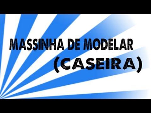 Como fazer Massinha de modelar (CASEIRA)