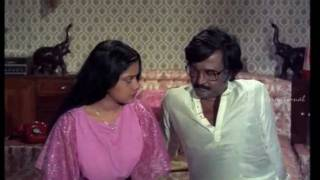 Nallavanuku Nallavan - Rajni advising daughter
