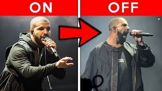 HIS AUTO-TUNE STOPS WORKING LIVE...  (Drake, Cardi B, Kendrick Lamar & MORE!)