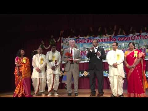 CAA - AP Cultural Festival - Oct 16th 2016 -   Item-9 - Congressman BillFoster's Message