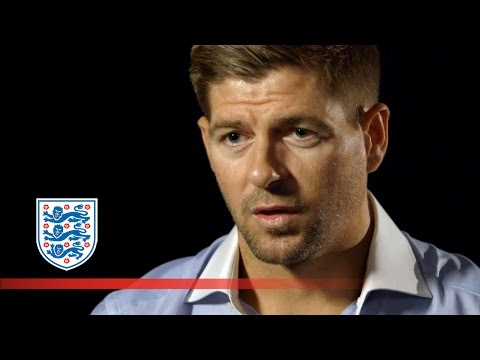 Steven Gerrard steps down as England Captain - full interview | FATV Exclusive