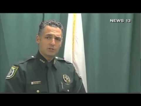 George Zimmerman Arrest. Police Press Conference