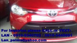 Philippines ALL NEW Toyota VIOS