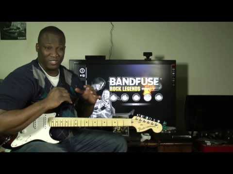 BandFuse Rock Legends GamerFitNation Review