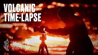 Hawaii's Kilaeuea Volcanic Eruption: A Stunning Time-Lapse