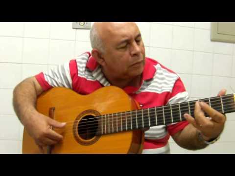 Spanish guitar , música espanhola flamenca no violão ( Guitarra española ) Flamenco
