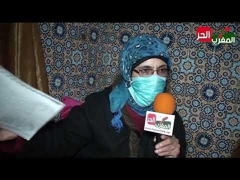 سيدة بمنطقة الشلالات بالمحمدية كتصرح أنها تعرضات للنصب باسم القانون و بغاو يخرجوها من الإرث