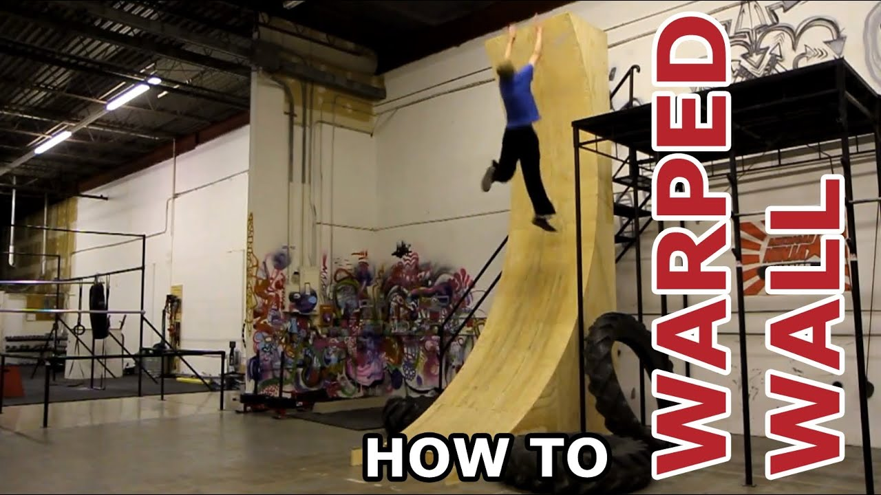 how to warped wall tutorial ninja warrior youtube. Black Bedroom Furniture Sets. Home Design Ideas