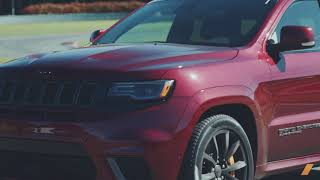 The 707-hp, $100,000 Jeep Grand Cherokee Trackhawk Launch Control. Drive Youtube Channel.