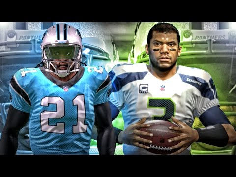 BRUTAL HITS ON FORMER TEAM! Madden 16 Career Mode Gameplay - PANTHERS vs SEAHAWKS Ep. 32