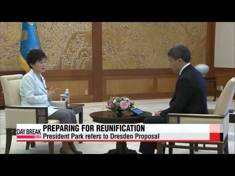 President Park urges North Korea to take lesson from Kazakhstan's nuclear arms hand-over