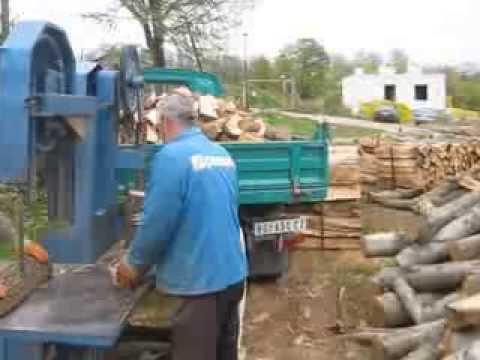 bansek i cepac za drva