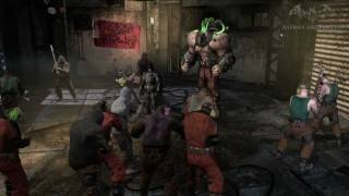 Batman: Arkham City Fragile Alliance (Bane) Side
