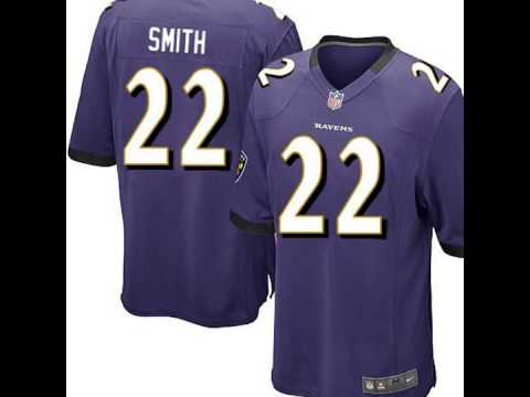 Baltimore Ravens #22 Jimmy Smith Jersey Online Sale