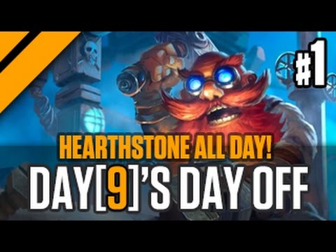Hearthstone ALL DAY! - Part 1