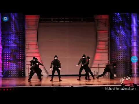 HIP HOP--Nhóm nhảy hay nhất thế giới