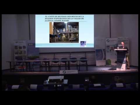F. D'Ursel & F. Dedoyard - La digestion et le sêchage des boues couplés à une cogénération