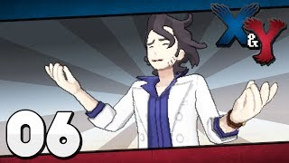 Pokémon X And Y Episode 6 Professor Sycamore And The