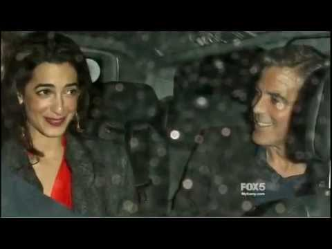 Us Weekly's Jennifer Peros on George Clooney's Engagement for Inside Edition 4.28.14
