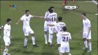Highlight U23 Jordan vs U23 Việt Nam 20h30 ngày 14/1, sân Suheim Bin Hamad