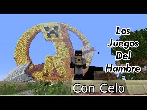 Hunger Games en Minecraft - Un Mapa Chulísimo! - Con Celo