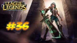 League Of Legends Gameplay Riven Guide (Riven Gameplay
