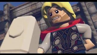 LEGO: Marvel Superheroes Chapter 7: Bifrosty Reception