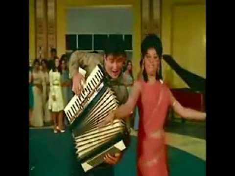 Aaj kal tere mere pyaar ke charche Lyrics - Old Hindi ...