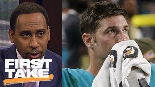Stephen A. Smith: Jay Cutler is a 'disease'   First Take   ESPN