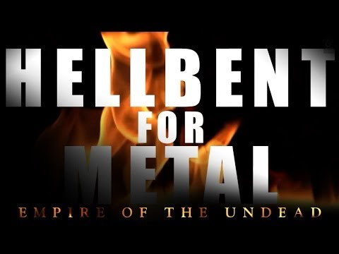 Gamma Ray 'Hellbent' Official Lyric Video from the new album 'Empire Of The Undead' online metal music video by GAMMA RAY