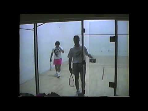 "Racquet Ball ""A"" Finals 12-30-90"