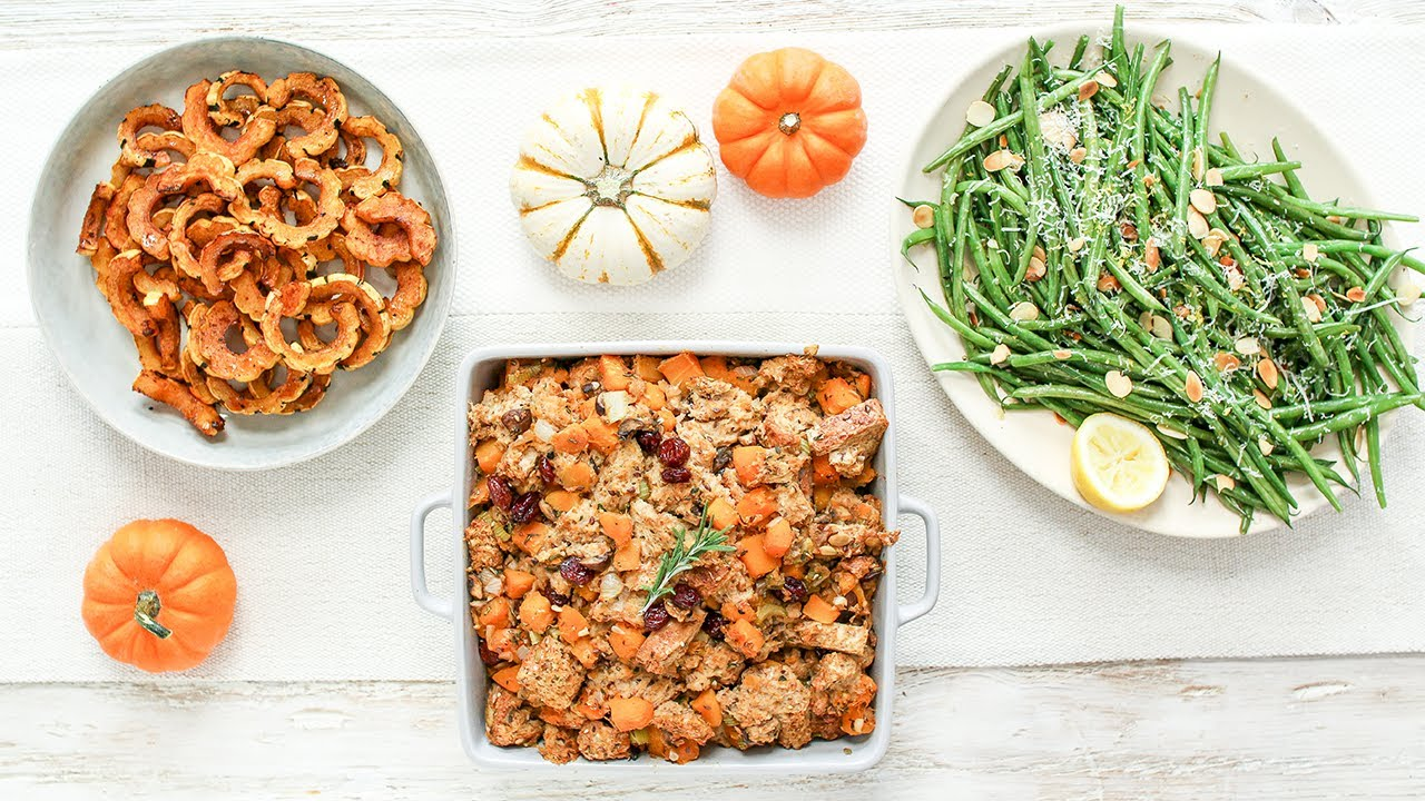 3 MAKE-AHEAD Thanksgiving Side Dishes | Easy & Delicious!