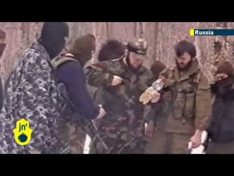 Russia: Militants pray for Sochi earthquake during Games