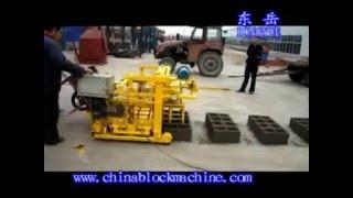 China Block Laying Machine