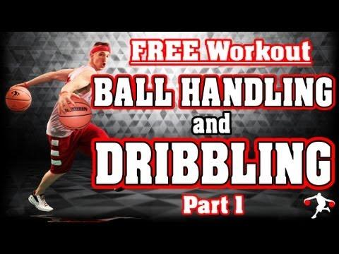 Free Basketball Ball Handling Drills and Dribbling Drills - Part 1