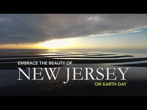Embrace the beauty of New Jersey on Earth Day