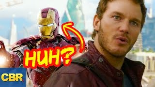10 Lies You Were Told About Guardians of the Galaxy