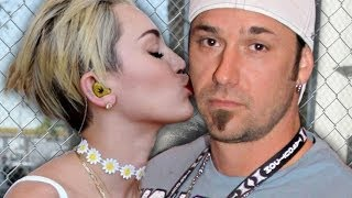 Miley Cyrus Hooked Up With Bieber's Dad?