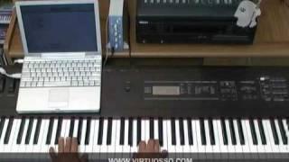 Alabanza Y Adoracion Para El Piano (Solo Tu Eres Santo
