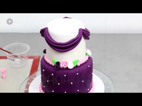 chiếc bánh sinh nhật đẹp nhất thế giới